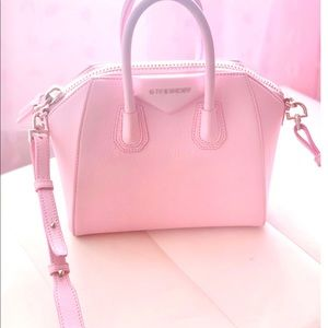 Givenchy Antigona Sugar Pink Mini